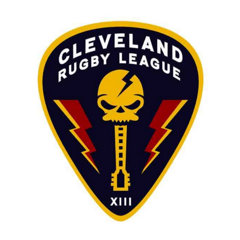 Cleveland Rugby League logo