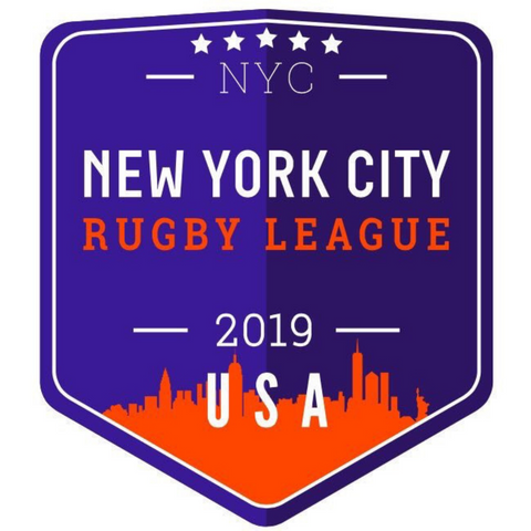 New York City Rugby League logo