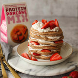 Strawberry Protein Pancake Mix