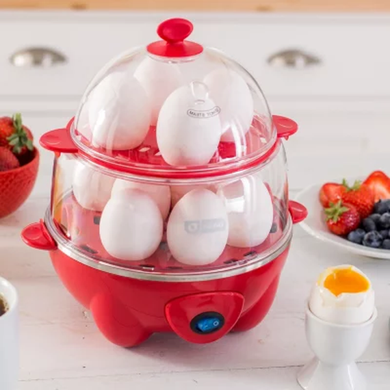 Egg Cooker (Assorted Colors)