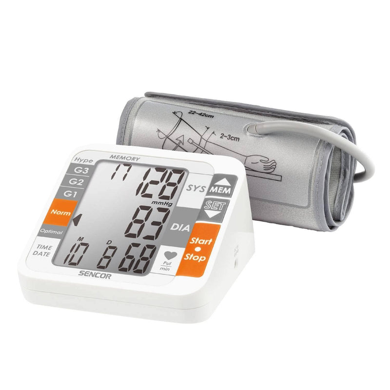 SENCOR Digital BP Monitor SBP 690 - Jango Mall