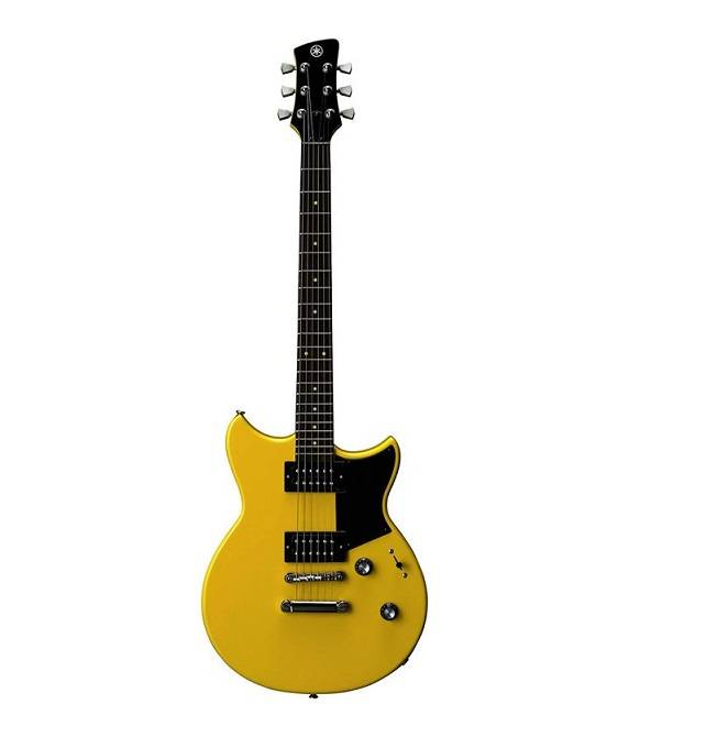 Yamaha Revstar RS320 Stock Yellow