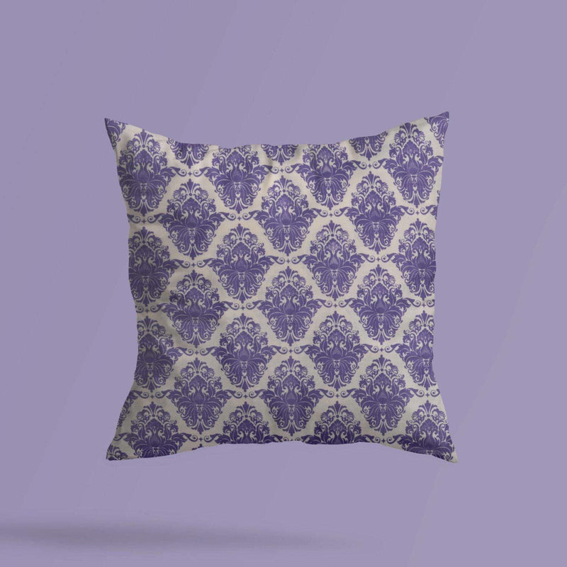 Purple Bohemian Design Cushion Cover - Jango Mall