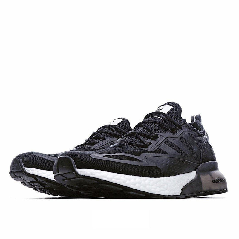 adidas ZX 2k Boost Black/White available in lahore Pakistan
