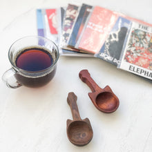 Load image into Gallery viewer, Arbor Novo handmade Country Gentleman Wooden Coffee Scoops
