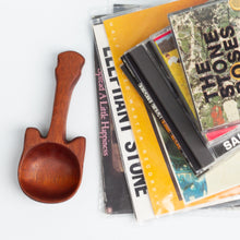 Load image into Gallery viewer, Arbor Novo mahogany country gentleman coffee scoop with records