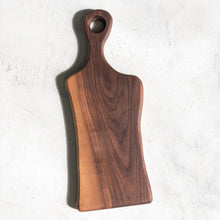 Load image into Gallery viewer, Arbor Novo Pinnacle Black Walnut Wooden Serving Board