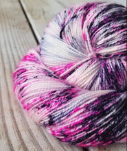 Load image into Gallery viewer, Wool & Vinyl Sock Yarn - Kickstart My Heart