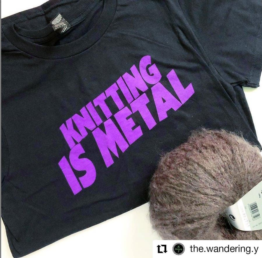 Masters of Knitting Tee