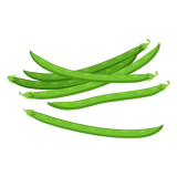 image of green beans you can feed your dog
