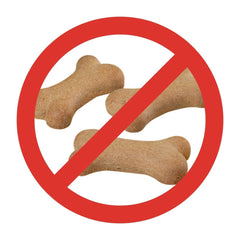 unhealthy dog treats filled with filler ingredients that cause reaction