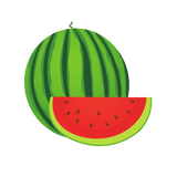 image of watermelon to feed as a natural dog treat