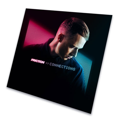 Friction 'Connections' - Vinyl 2-LP