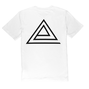 Elevate Records T-Shirt, White