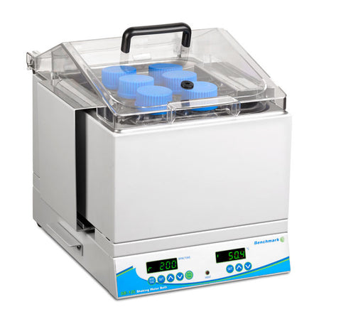 Benchmark Scientific SB-12L Shaking Water Bath image