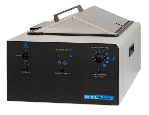 SWBC22 Digital Circulating Water Bath image