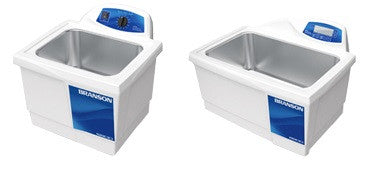 Bransonic 0.5 Gallon Ultrasonic Bath image
