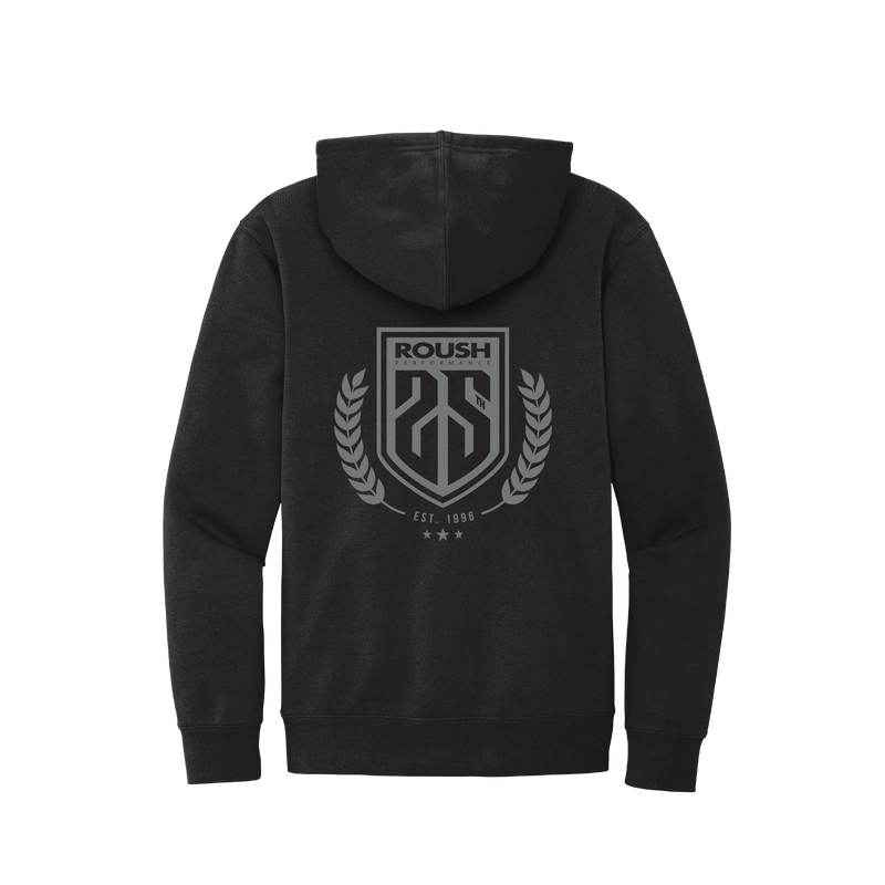 Roush Performance Black 25th Anniversary Sweatshirt