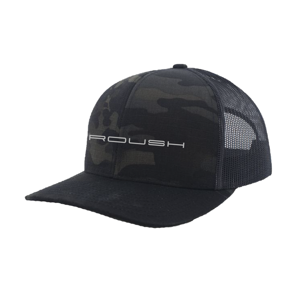 Roush Truck Camo Hat