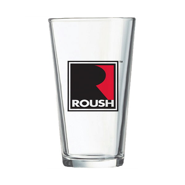 ROUSH Performance Pint Glass