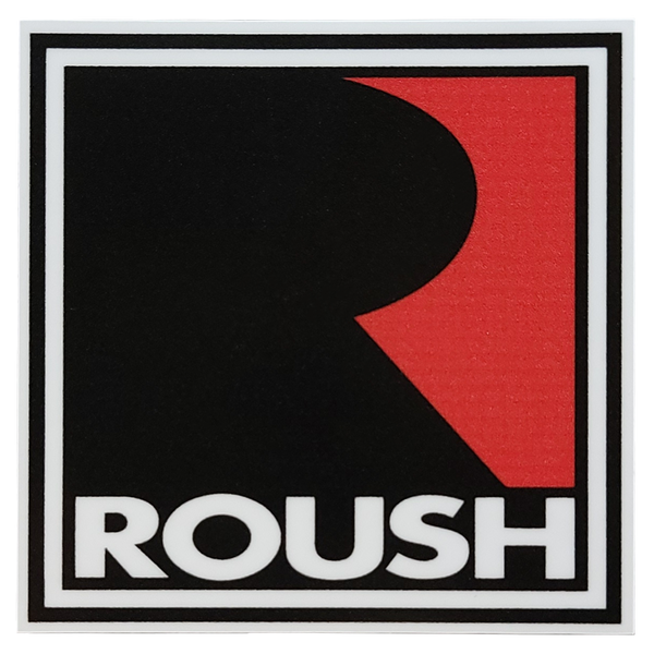 "ROUSH Performance 3"" Decal"