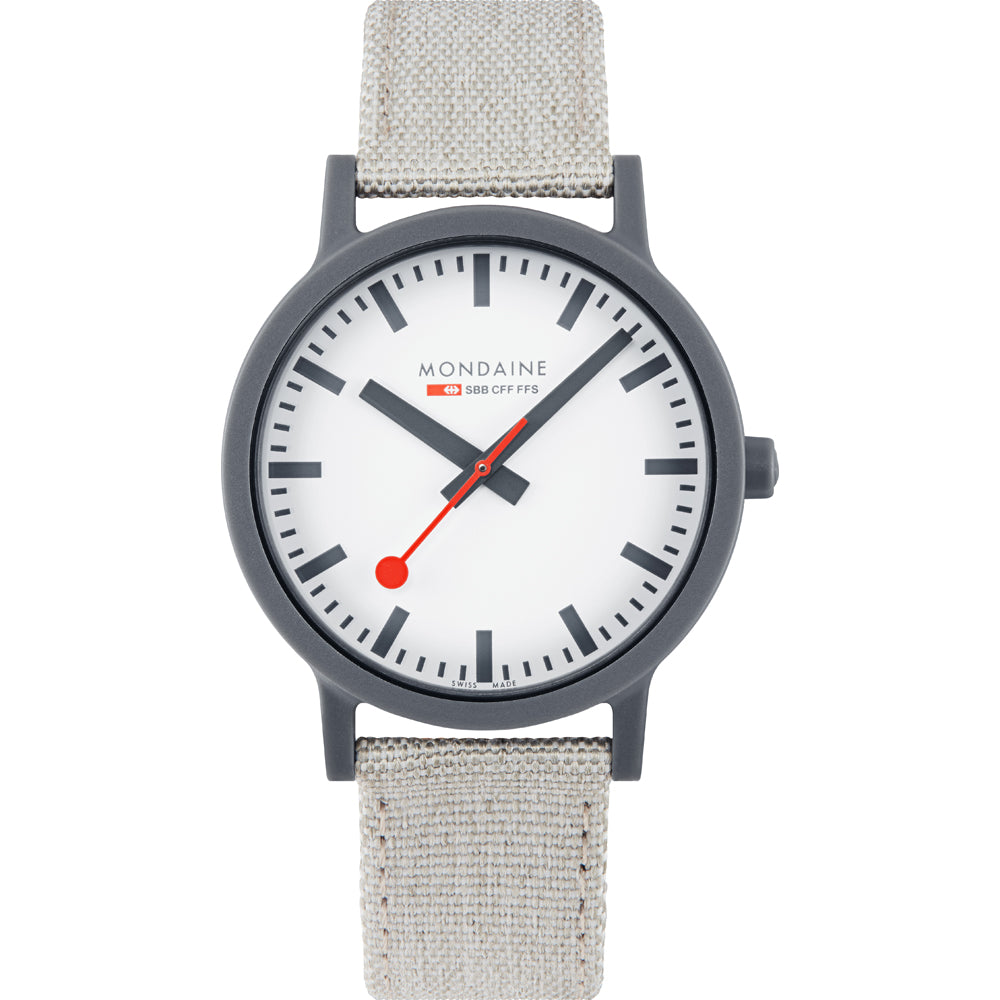 Essence 41mm Light Grey Strap