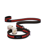 Canvas Reflective Collar and Leash