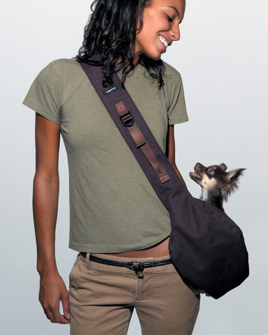 Messenger Pouch Carrier