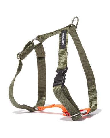 Contrast Nylon Harness