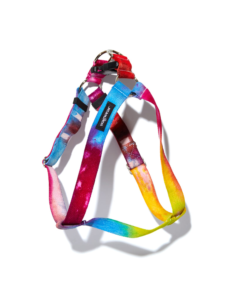 Tie-Dye Step-In Harness