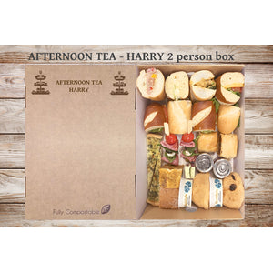 Afternoon Tea - Harry (From £6.25 for 4 person Box)