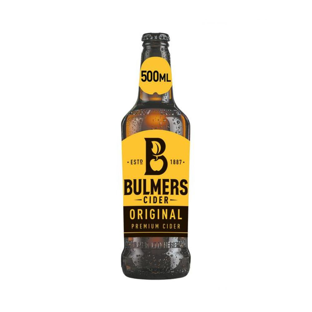 Bulmer's Original 500ml- 4 Pack