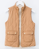 Quincy Quilted Vest