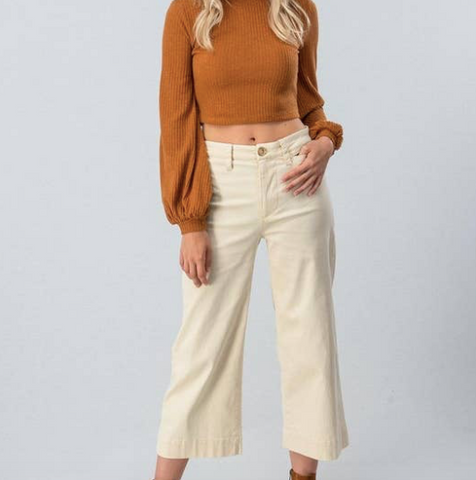Wyatt Wide Leg Pants