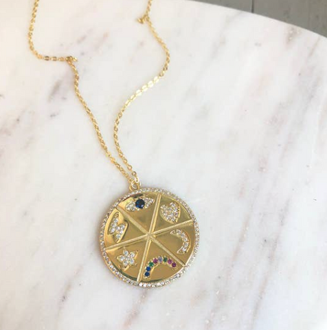 Magic Medallion Necklace