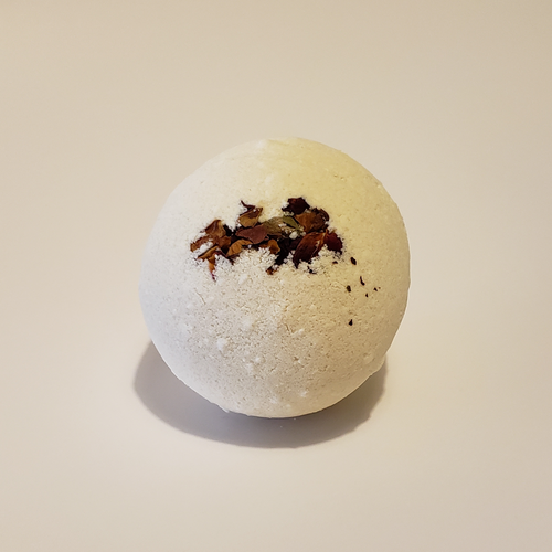rose bath bomb large