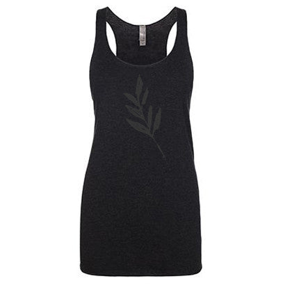 Stealth Leaf Tank Top - Women's