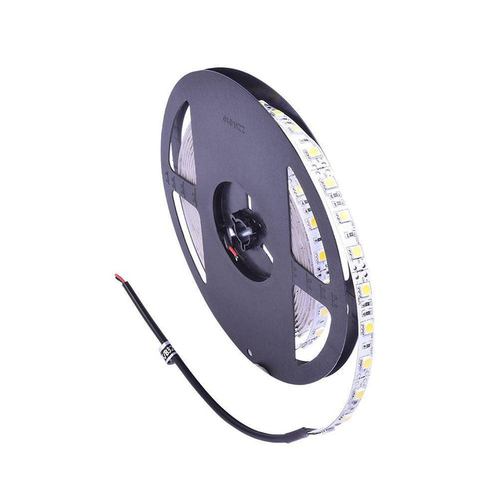 LED High Output Tape Lights 12V DC 16 ft Reel - Elumalight