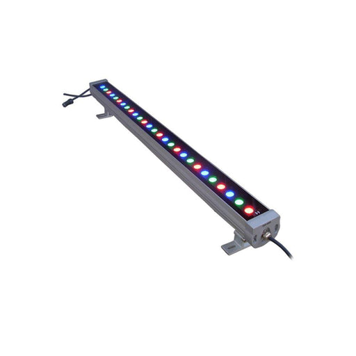 RGB LED Linear Wall Washers - step-1-dezigns
