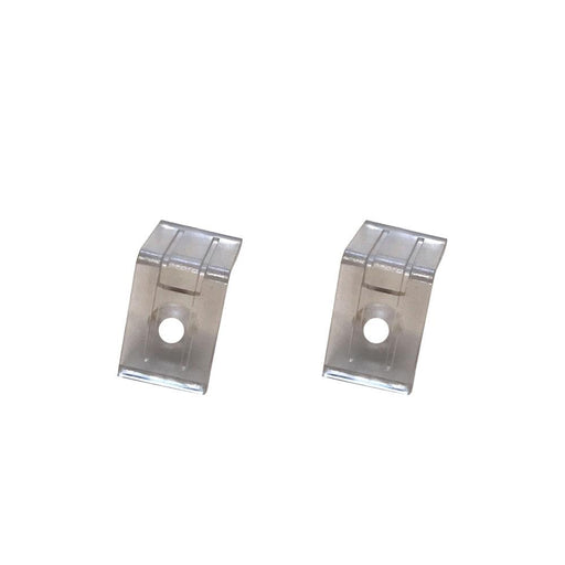 EL-CH-108 LED Angle 45 Aluminum Channel Mounting Clips - Elumalight