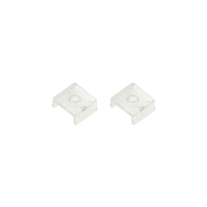 EL-CH-034 LED 30 Degree Wall Grazer Aluminum Channel Mounting Clips - Elumalight
