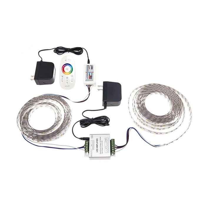 LED RGBW Data Signal Repeater 4-Channels - Elumalight