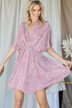 Load image into Gallery viewer, Better Together Mauve Dress