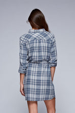 Load image into Gallery viewer, Southern Prep Plaid Dress