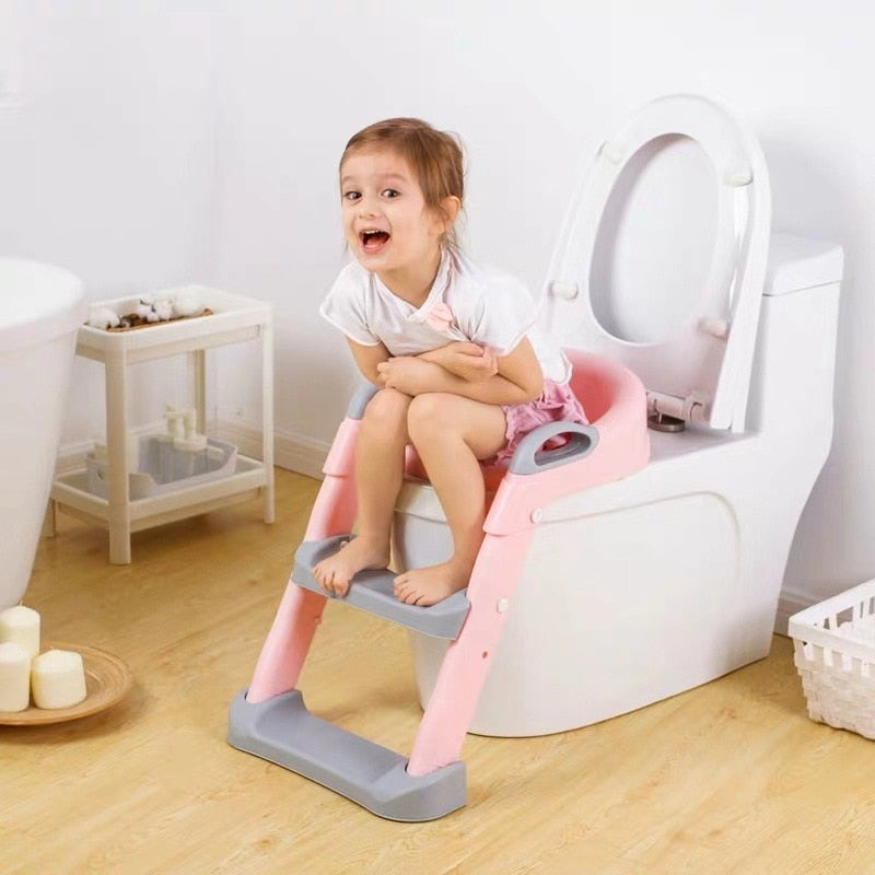 Folding Infant Potty Seat for Children - BAMBINELLI