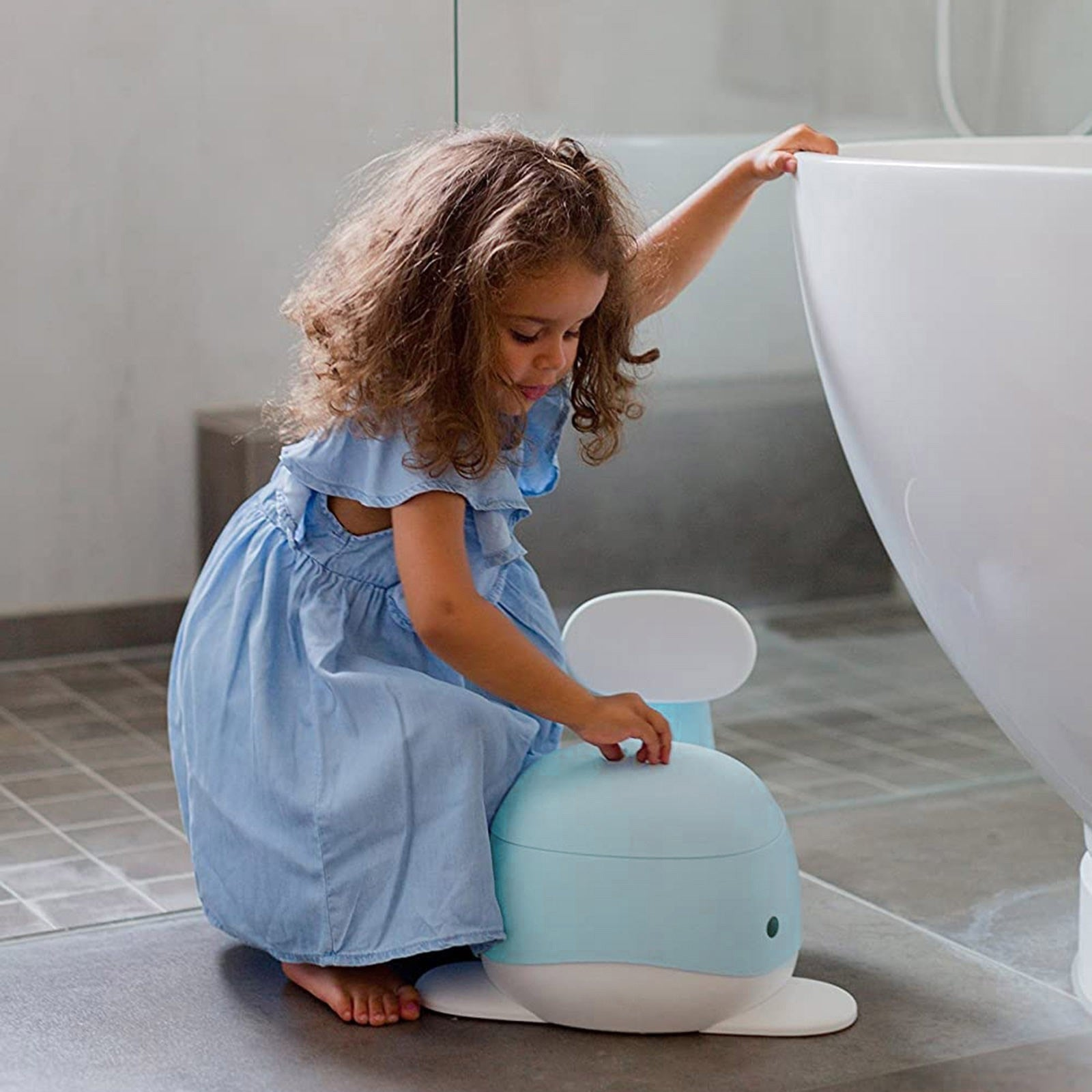 Portable High Quality Baby Potty - BAMBINELLI