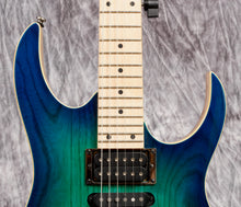 Load image into Gallery viewer, Ibanez RG Standard 6str Electric Guitar - Tri Fade Burst (USED) - Mojo's Music