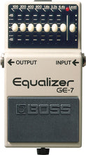 Load image into Gallery viewer, Boss GE-7  7 Band Graphic Equalizer - Mojo's Music