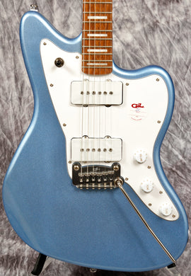 G&L Tribute Doheny Lake Placid Blue - Mojo's Music