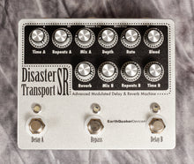 Load image into Gallery viewer, EarthQuaker Devices Disaster Transport SR Advanced Modulated Delay & Reverb Machine (USED)